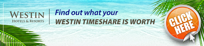 What is my Westin Timeshare Worth